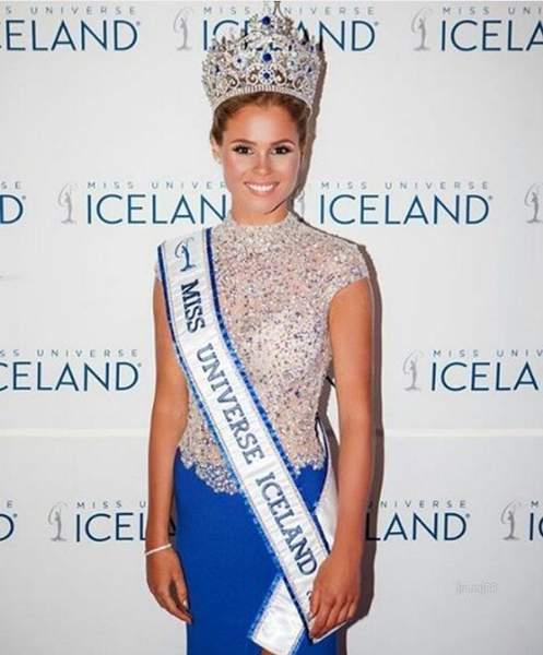 Hildur Maria Leifsdottir-Islande