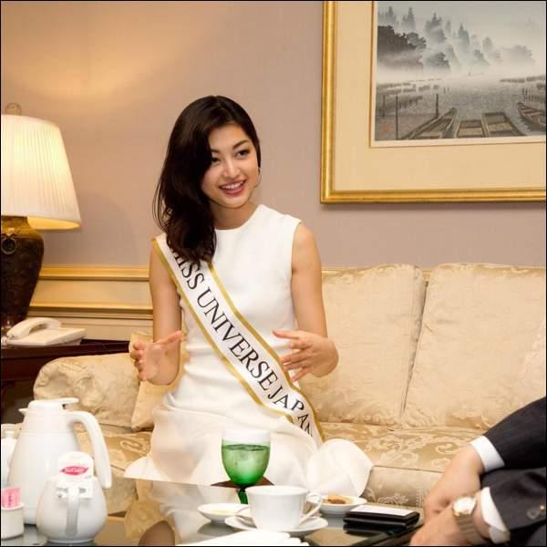 Sari Nakazawa-Japon