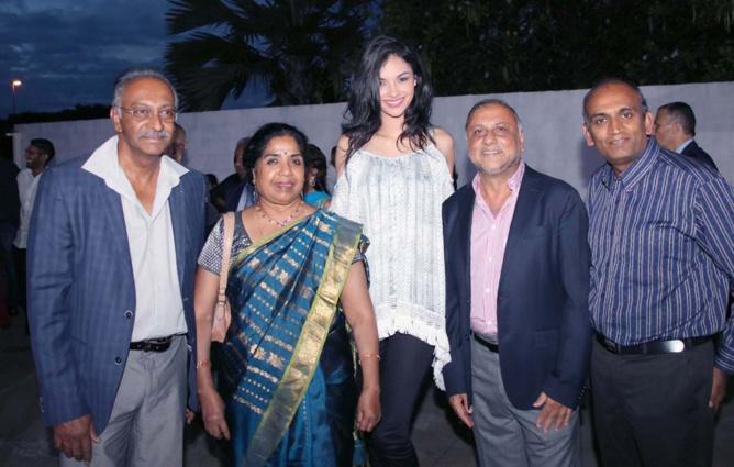 L'Ambassadeur de l'Inde en France en visite dans l'île