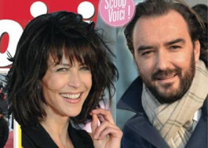 Clap de fin pour Cyril Lignac et Sophie Marceau