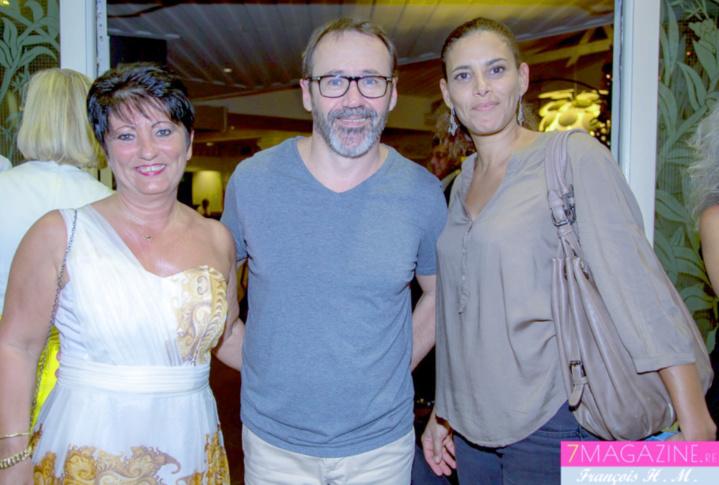 Françoise Bertrand, Laurent Gajac et son associée