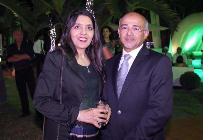 Soraya et Aslam Mallam Rashed