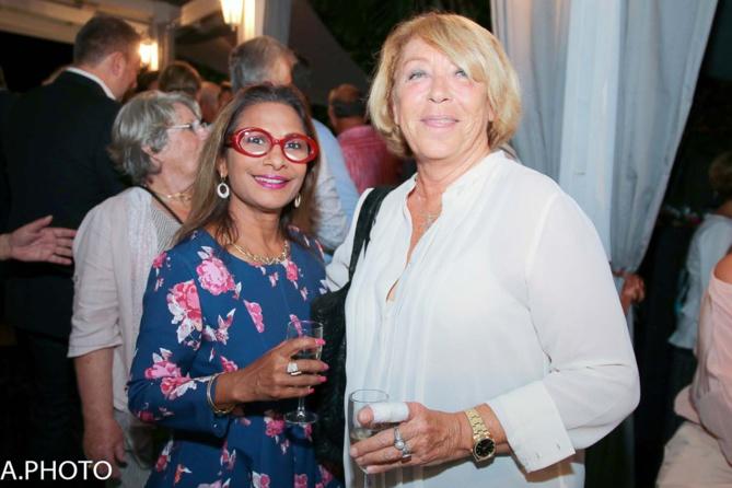 Any Narayanin et Maître Danielle Smadja