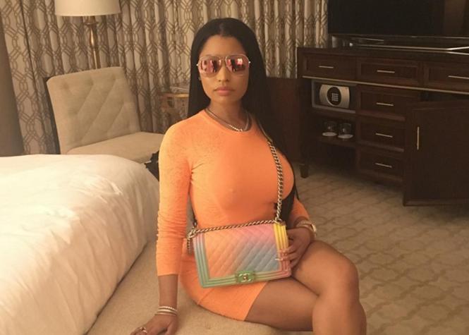 Nicki Minaj se moque d'une femme handicapée