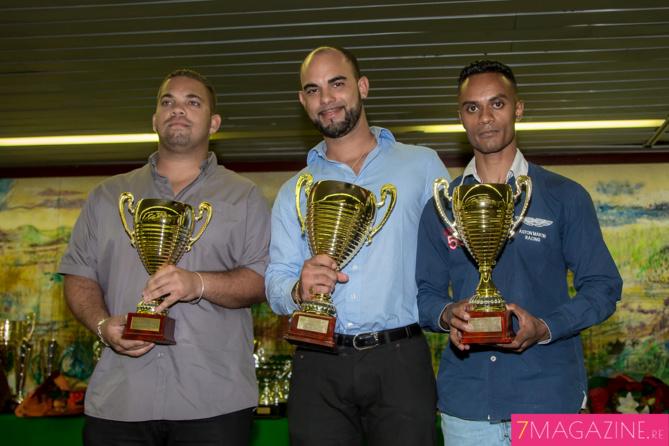 Rallye Réunion 2016: remise des prix