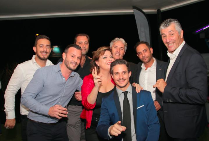 Grégoire Manes, Juan Castillo, Didier Broca, Eric Le Moal, Nicolas Lombard, Jeanne Loyher, Maxime Farano et Pierre-Louis Pujos