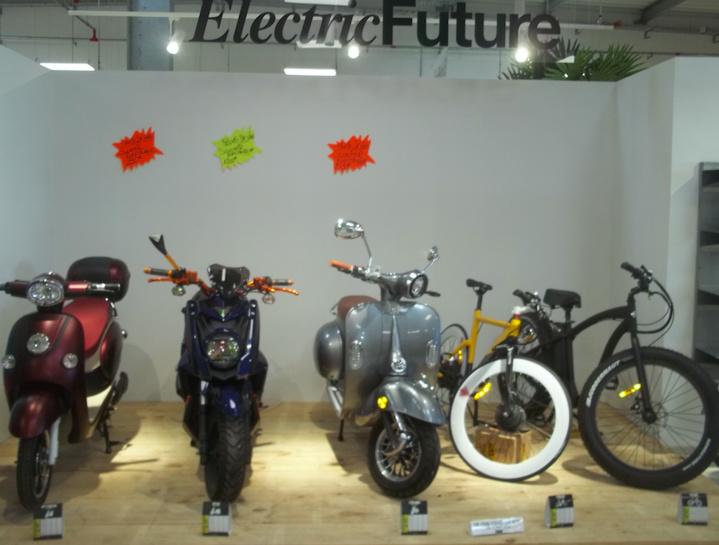 L'univers electric future