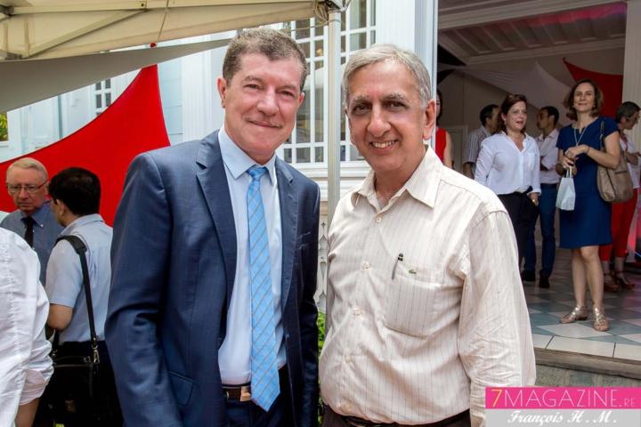 Marcelino Burel passe le témoin à Rémi Amato