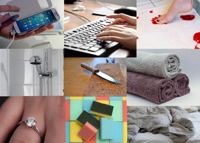 Les objets les plus sales de votre quotidien