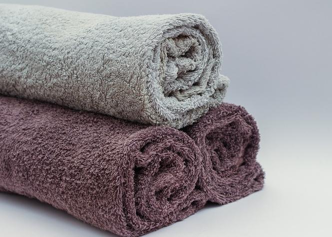Nos serviettes de bain fourmillent de bactéries. Peaux mortes, champignons, bactéries, salive, sécrétions urinaires et fécales, projections issues de la cuvette des toilettes. Les serviettes de toilette se situent dans un milieu chaud, humide, au PH neutre. Les bactéries ont plus de chance de se développer. Furoncles, boutons ou même staphylocoques sont au rendez-vous.