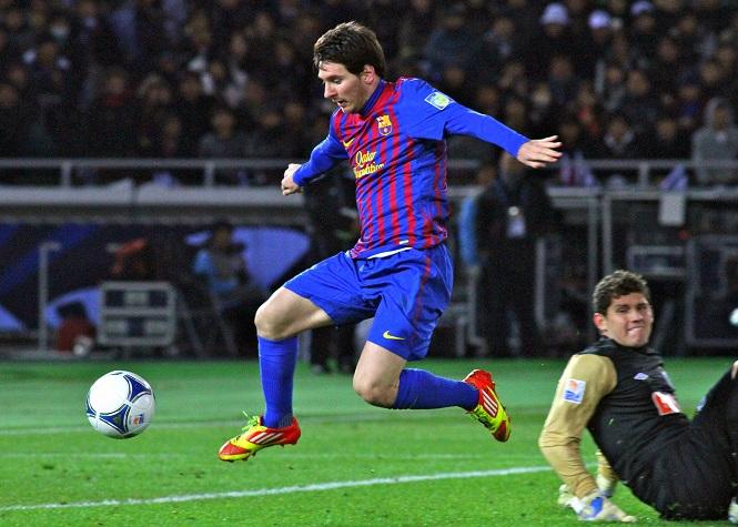 Lionel Messi et Antonella Roccuzzo vont se marier