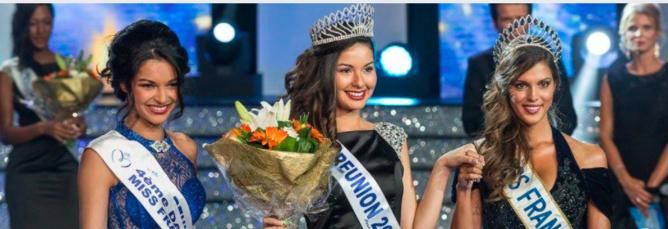 Miss France 2017: c'est ce soir pour Miss Réunion