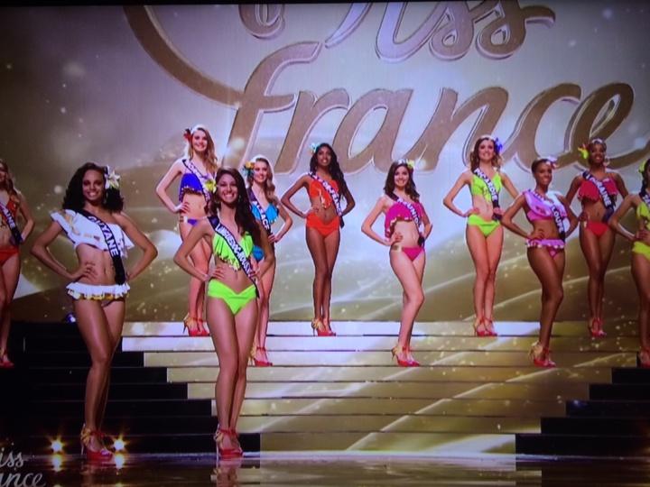 Les 5 finalistes Miss France: Miss Réunion quitte l'aventure