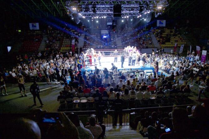 Championnat du monde de boxe: N'Dam écourte le spectacle!