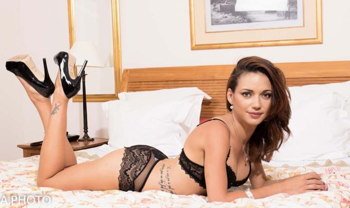 Sexy woman...