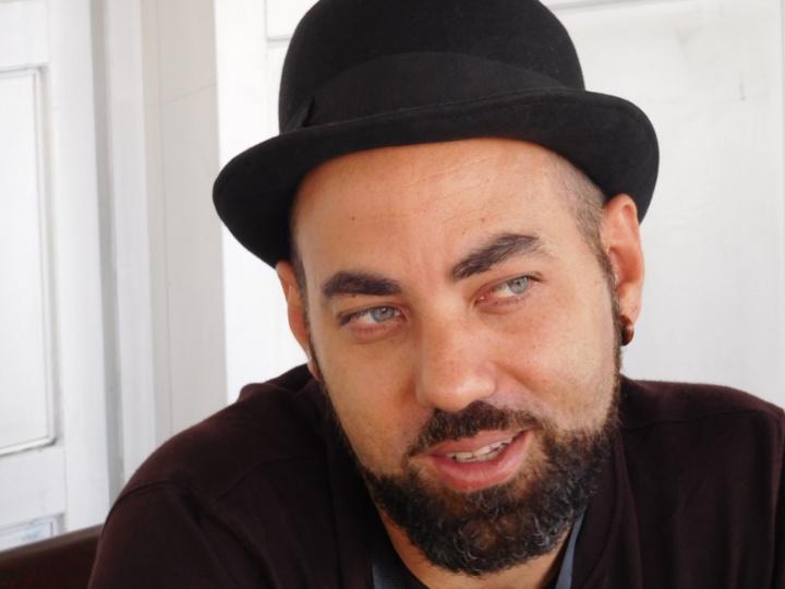 Nicolas Schaub, le motion designer Réunionnais