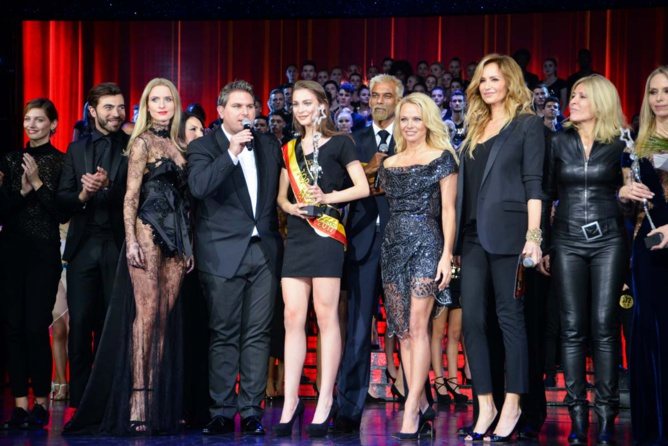 Le jury était présidé par Pamela Anderson