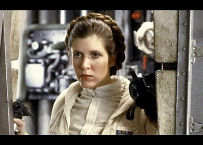 La princesse Leïa de Stars Wars victime d'une grave crise cardiaque