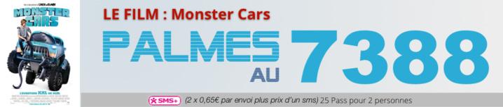 [JEU] La sortie du mercredi : Monster Cars