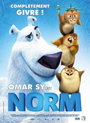[JEU] La sortie du mercredi : Norm avec Omar Sy