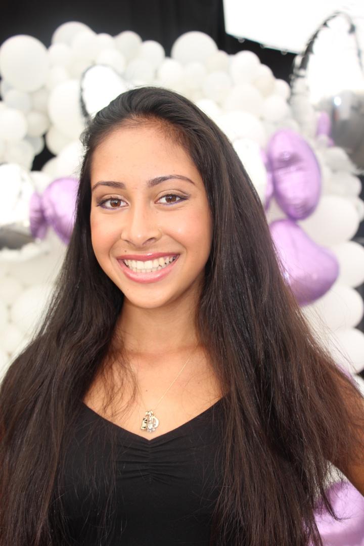 N°4: Dorine Payet - 16 ans - 1m60