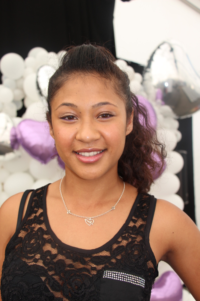 N°7: Francesca Andy - 17 ans - 1m64