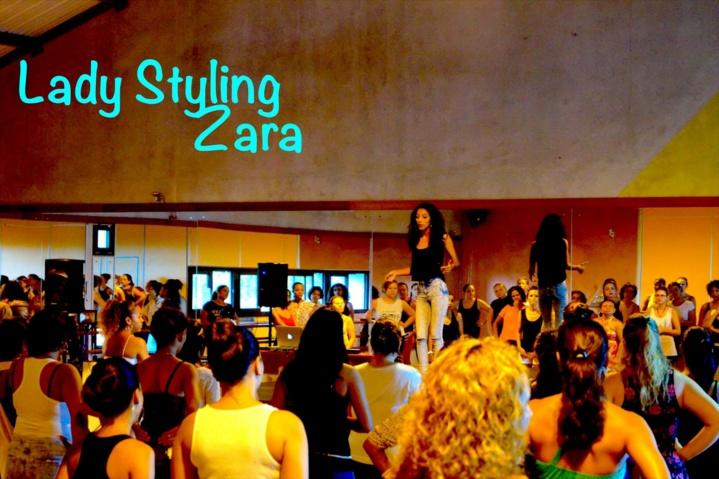"Zara Jinah: ""J'aime beaucoup le contact humain…"""