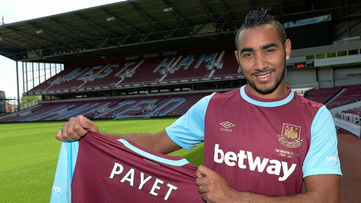 Dimitri Payet ne veut plus jouer à West Ham