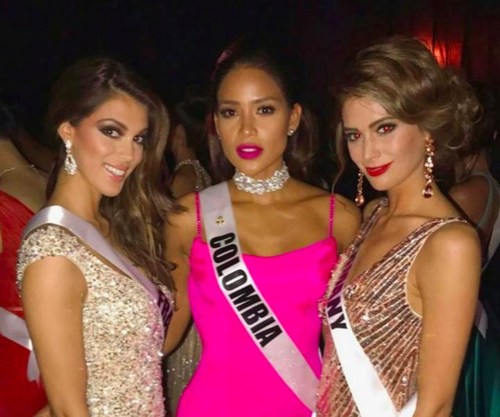 Miss France à Miss Univers: nouvelles photos