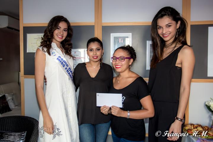 Deux Miss Réunion pour un anniversaire!