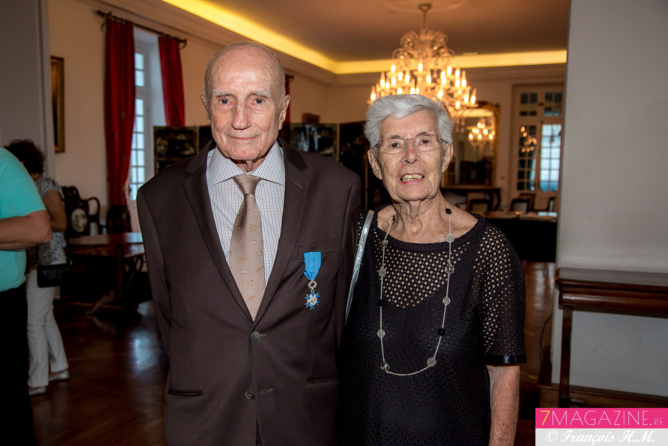 Paul et Maryvonne Versini