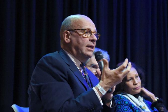 Jacques Petry, PDG d'Albioma, le précurseur de la valorisation de la bagasse dans notre île