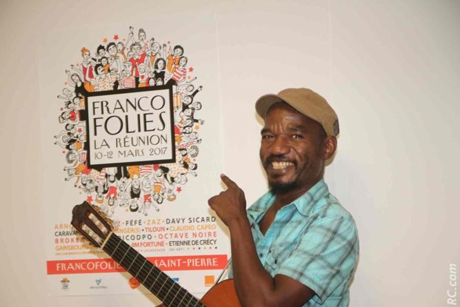 Jim Fortuné chantera sur des textes de Lacaussade. A voir et à entendre surtout