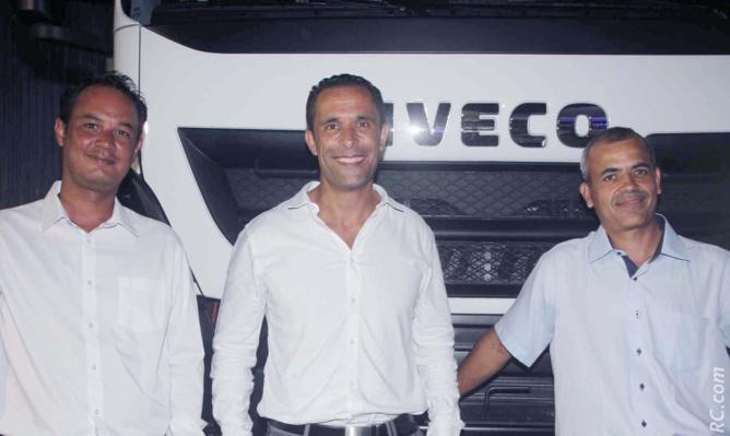 L'équipe Bamytrucks Iveco - Service Commercial
