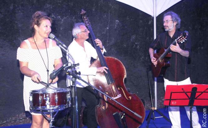 Sylvia et ses musiciens