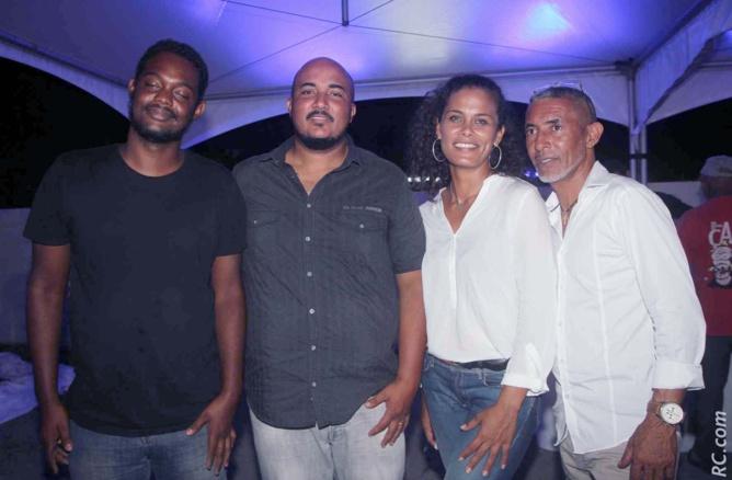L'Equipe OMA Animation et Chapiteaux des Iles