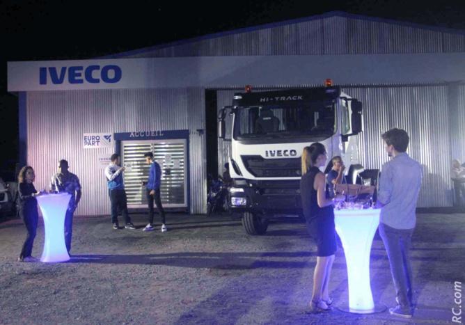 Iveco: un nouveau site sur la Route de l'Entre-Deux