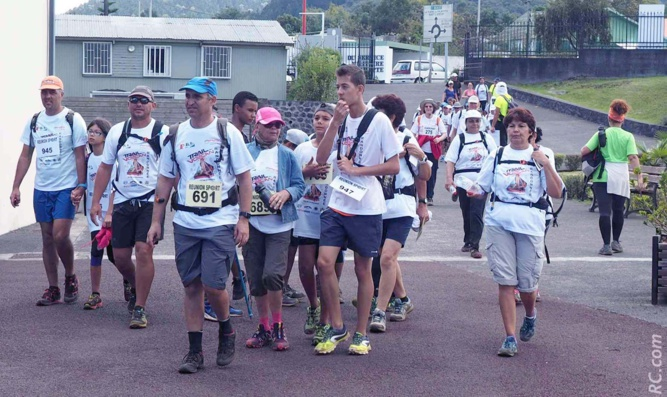 Les randonneurs sont attendus nombreux le 1er mai prochain à la Plaine des Cafres.