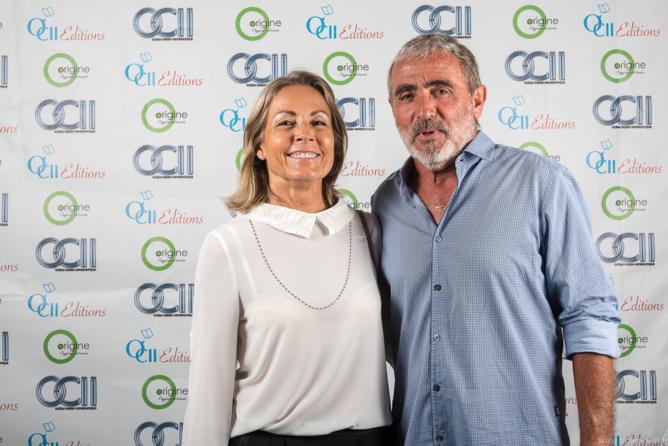 Le couple Chatillon de l'Entreprise Chatillon