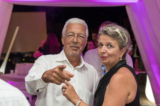 Marcel Gris et Myriam Boullay