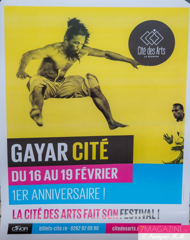 Gayar Cité: un festival pour l'anniversaire de la Cité des Arts