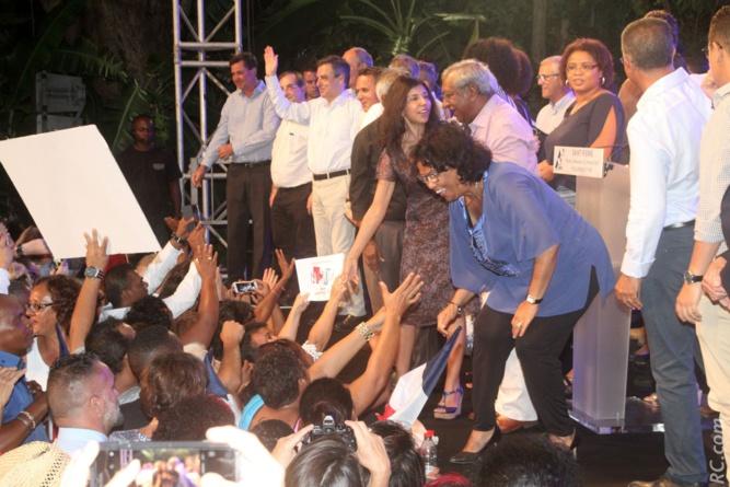 Nassimah Dindar et Béatrice Sigismeau ont aussi des fans