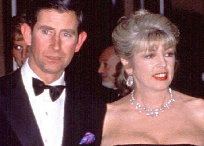 Prince Charles: épouse et concubines.