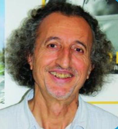 Alain Courbis a le sourire, il a pu rebondir