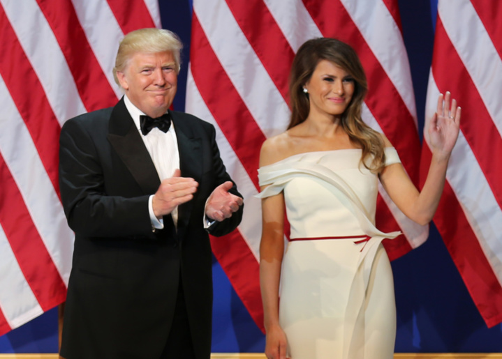 "Melania Trump c'est ""la Princesse Raiponce prise au piège"""