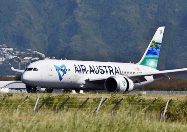 Vol Air Austral annulé à Mayotte : grosse pagaille à l'aéroport hier soir