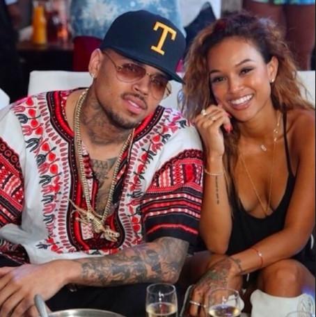 Chris Brown encore accusé de violences conjugales