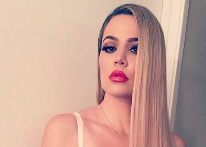 Khloé Kardashian: la revanche sur ses kilos!