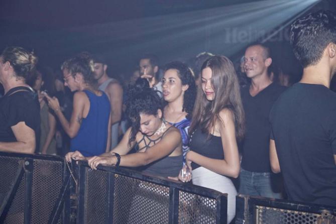 Soirée Le Club au Fanal