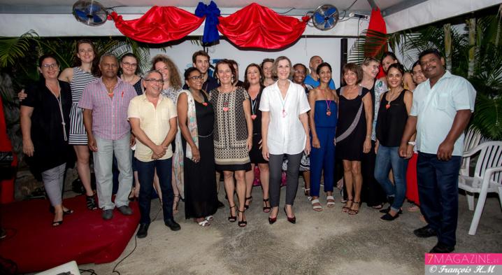 L'équipe RIVE, administrateurs, employés et bénévoles